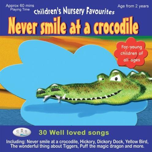Never Smile At A Crocodile | Jack Lawrence | Piano, Vocal & Guitar ...