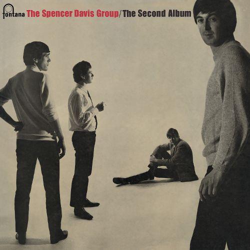 The Spencer Davis Group Keep On Running cover art