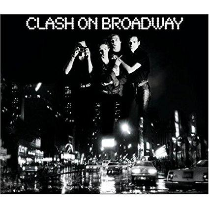 The Clash 1-2 Crush On You cover art