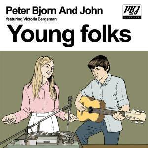 Peter, Bjorn & John Young Folks cover art