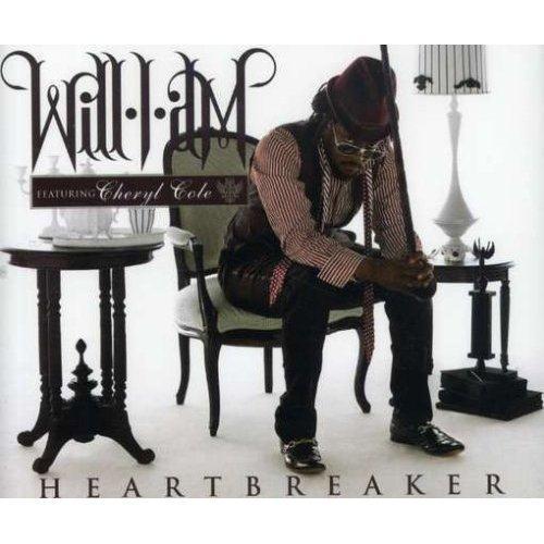 will.i.am Heartbreaker (feat. Cheryl) cover art
