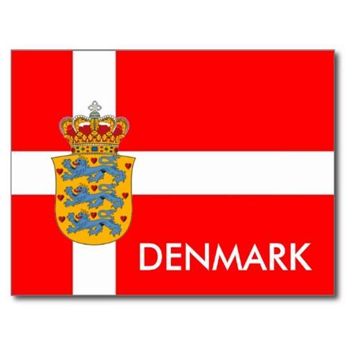 Hans Ernst Kroyer Der Er Et Yndigt Land (Danish National Anthem) cover art