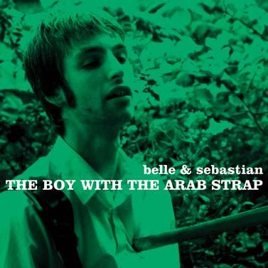 Belle & Sebastian The Boy With The Arab Strap cover art