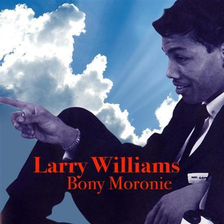 Larry Williams Bony Moronie cover art