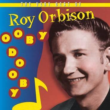 Roy Orbison Ooby Dooby cover art
