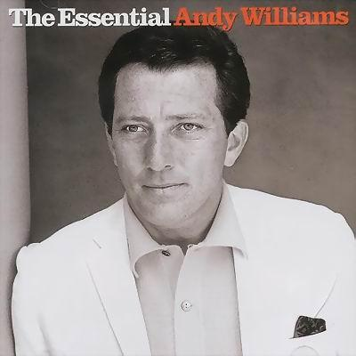 Andy Williams Can't Take My Eyes Off Of You cover art