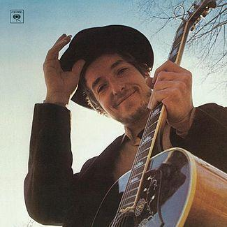 Bob Dylan Lay Lady Lay cover art