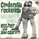 Esther & Abi Ofarim Cinderella Rockefella cover art