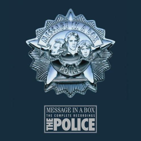 The Police A Sermon cover art