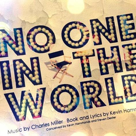 Charles Miller & Kevin Hammonds Broadway (from No One In The World) cover art