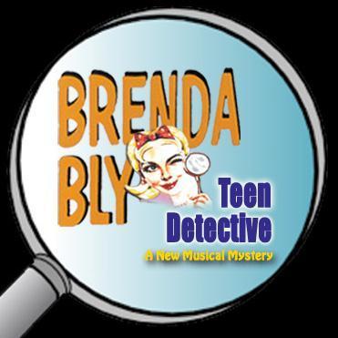 Charles Miller & Kevin Hammonds Stu (from Brenda Bly: Teen Detective) cover art