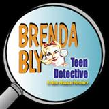 Charles Miller & Kevin Hammonds Stu (from Brenda Bly: Teen Detective) cover art