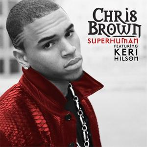 Chris Brown Superhuman (feat. Keri Hilson) cover art