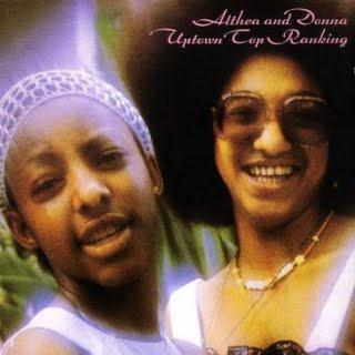 Althia & Donna Uptown Top Ranking cover art