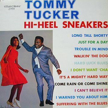 Tommy Tucker Hi-Heel Sneakers cover art