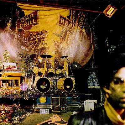 Prince The Cross cover art
