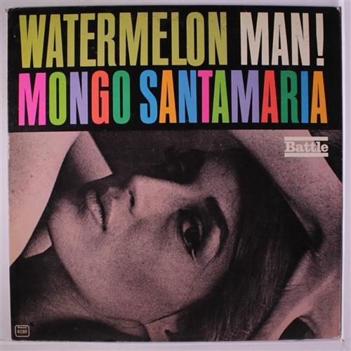 Herbie Hancock Watermelon Man cover art