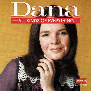 Dana All Kinds Of Everything cover art