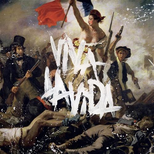 Coldplay Viva La Vida cover art