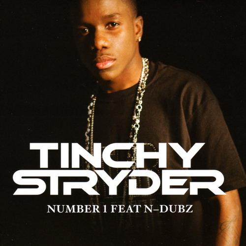 Tinchy Stryder Number 1 (feat. N-Dubz) cover art