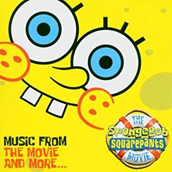 Tom Kenny & Andy Paley The Best Day Ever (from The SpongeBob SquarePants Movie) cover art