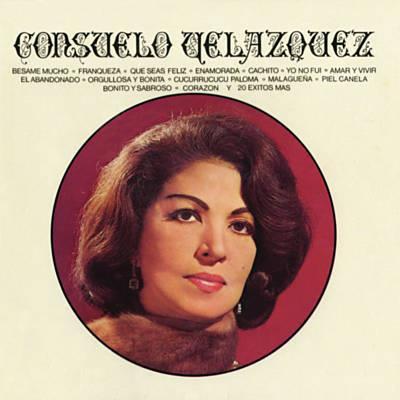 Consuelo Velazquez Besame Mucho (Kiss Me Much) cover art