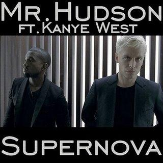 Mr. Hudson Supernova (feat. Kanye West) cover art
