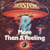 Boston More Than A Feeling arte de la cubierta