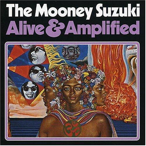 Mooney Suzuki Alive And Amplified cover art