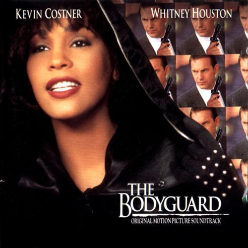 Whitney Houston I Have Nothing cover art