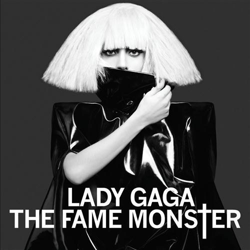 Lady Gaga Telephone cover art