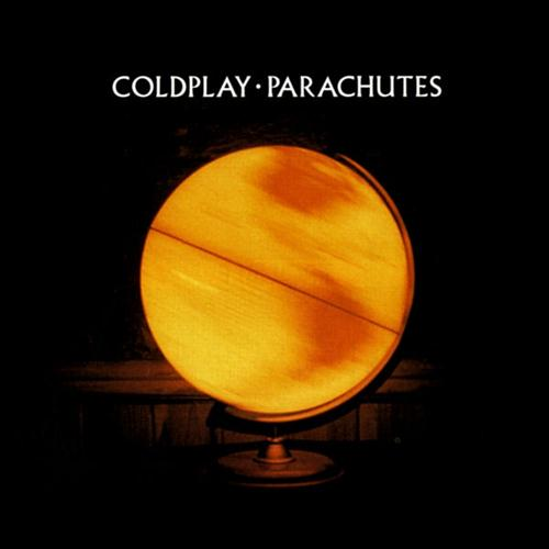 Coldplay Don't Panic cover art