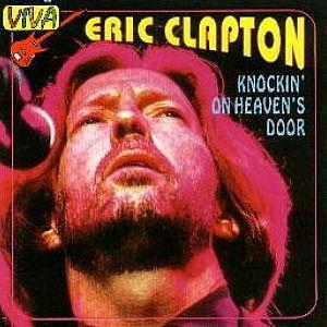 Eric Clapton Knockin' On Heaven's Door cover art