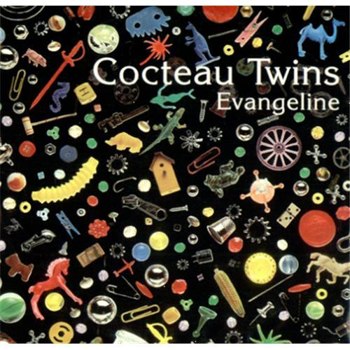 The Cocteau Twins Evangeline cover art