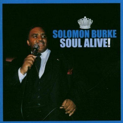 Solomon Burke Everybody Needs Somebody To Love l'art de couverture