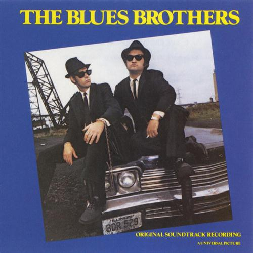 The Blues Brothers Everybody Needs Somebody To Love l'art de couverture
