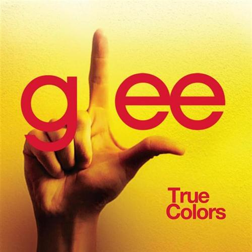 Glee Cast True Colours cover art