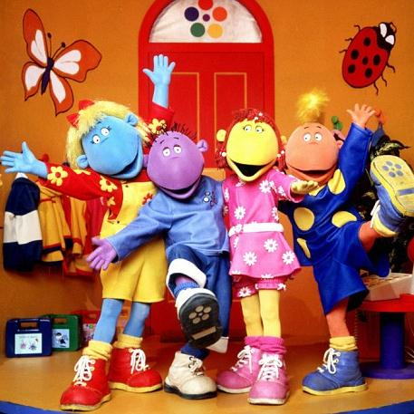 Liz Kitchen Hey, Hey, Are You Ready To Play? (theme from The Tweenies) cover art