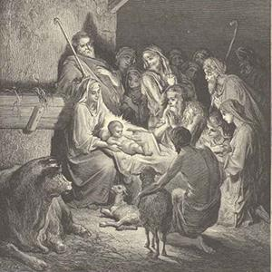 Traditional Et Barn Er Født I Bethlehem cover art