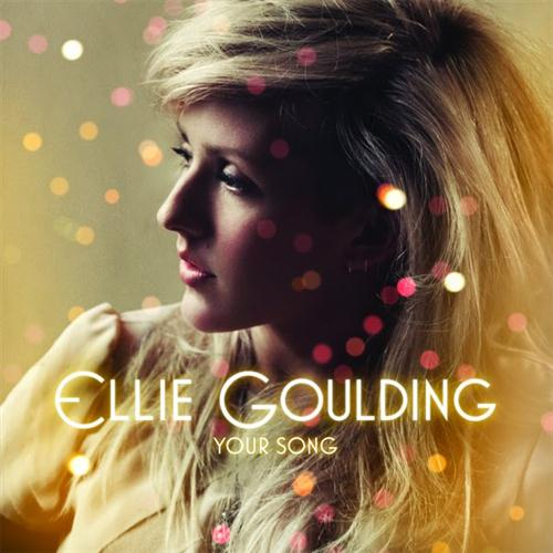 Your Song Sheet Music Ellie Goulding Piano Vocal Guitar