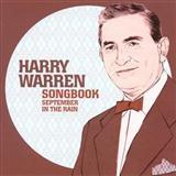 Harry Warren - September In The Rain
