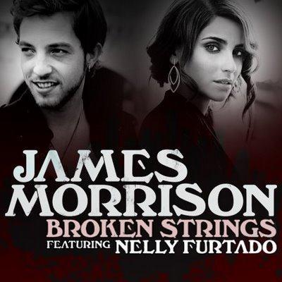 James Morrison Broken Strings (feat. Nelly Furtado) cover art