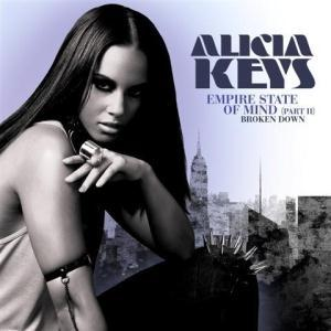 Alicia Keys Empire State Of Mind (Part II) Broken Down cover art