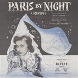 Jacques La Rue - Paris By Night