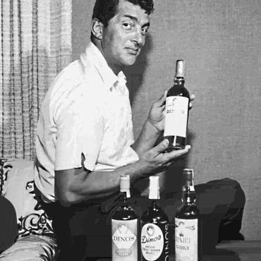 Image result for dean martin bartender