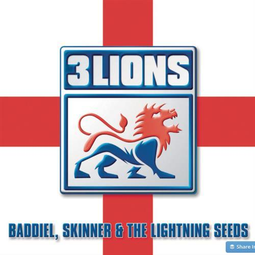 The Lightning Seeds Three Lions cover art