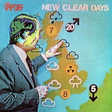 The Vapors Turning Japanese cover art