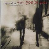 Bryan Adams and Melanie C When You're Gone l'art de couverture