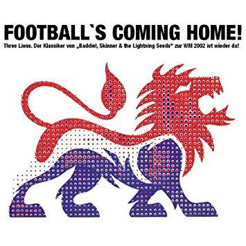 The Lightning Seeds Three Lions '98 (England's World Cup '98 Theme) cover art