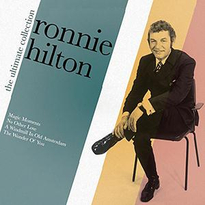 Ronnie Hilton A Windmill In Old Amsterdam cover art